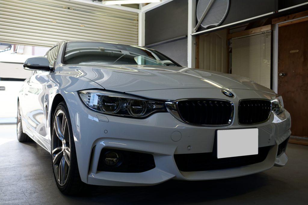 デントリペアのご依頼BMW