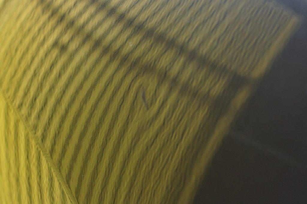 CR-Z リヤフェンダーのヘコミ4