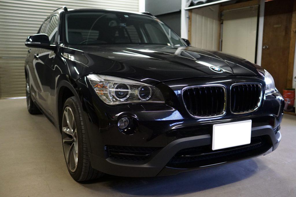 デントリペアのご依頼BMW X1