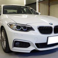 デントリペアのご依頼 BMW2シリーズ